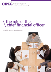 The Role of the Chief Financial Offer in Public Sector Organisations